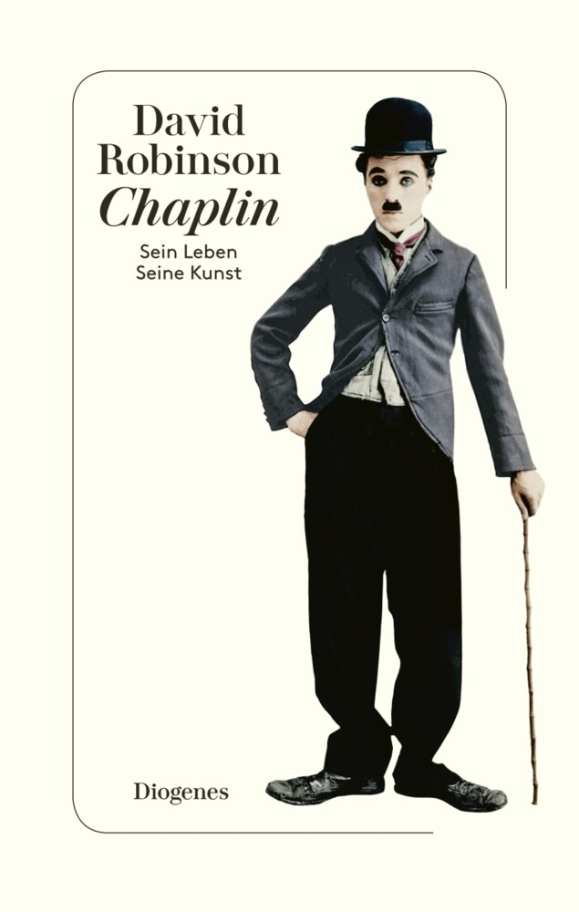 Chaplin als Buch