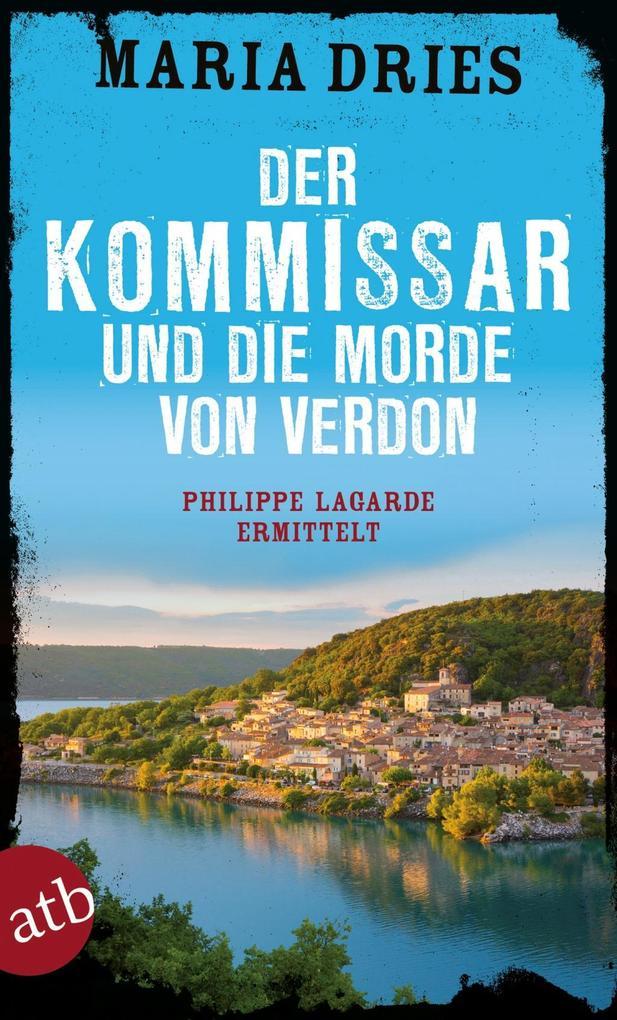 Der Kommissar und die Morde von Verdon als eBook