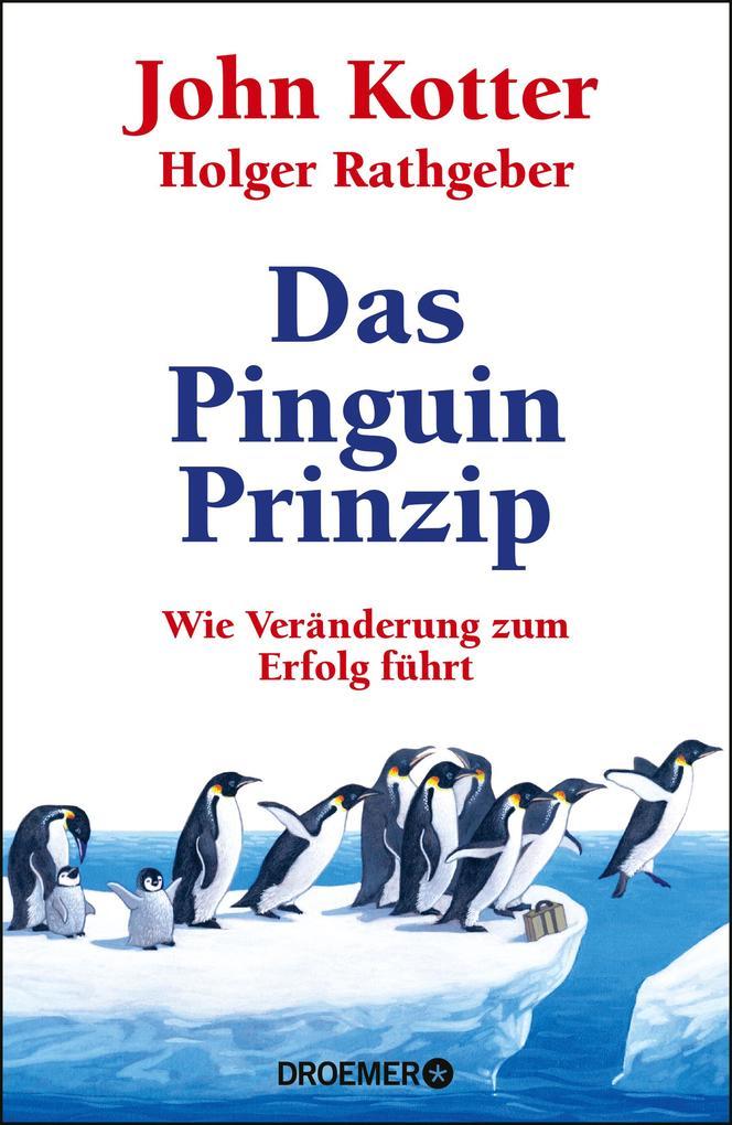 Das Pinguin-Prinzip als Buch