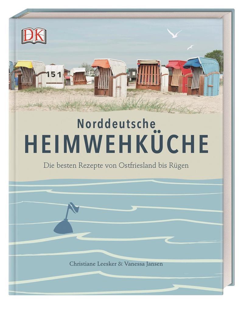 Norddeutsche Heimwehküche als Buch