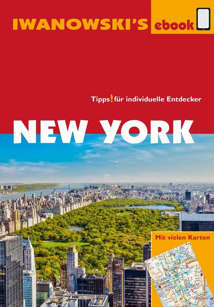 New York - Reiseführer von Iwanowski als eBook