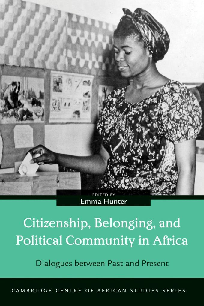 Citizenship, Belonging, and Political Community...