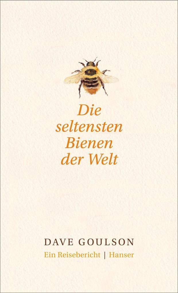 Die seltensten Bienen der Welt. als Buch