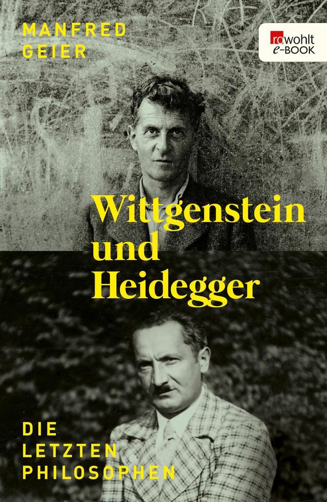 Wittgenstein und Heidegger als eBook