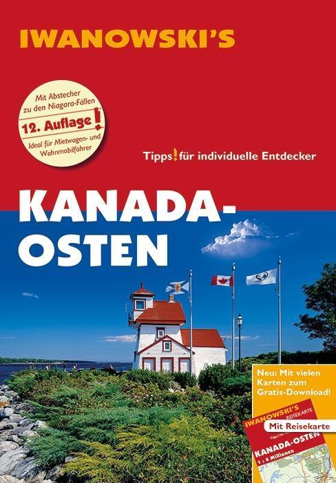 Kanada-Osten - Reiseführer von Iwanowski`s als Buch
