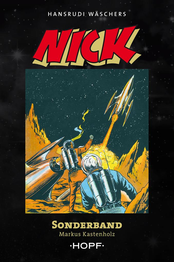 Nick Sonderband als eBook