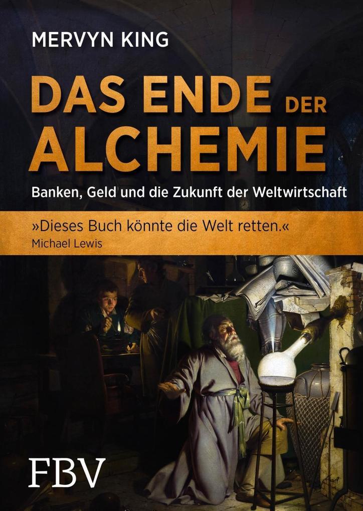 Das Ende der Alchemie als Buch (gebunden)