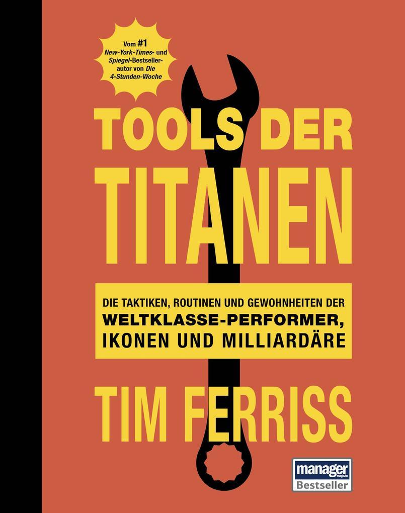 Tools der Titanen als Buch