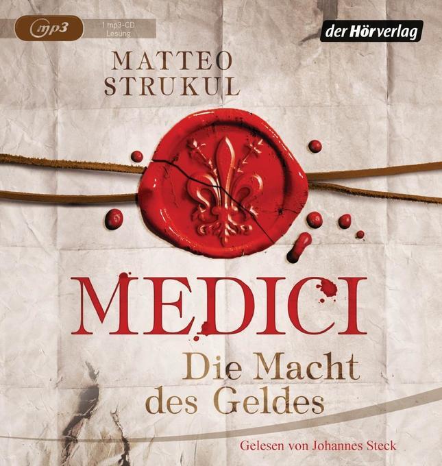 Medici. Die Macht des Geldes als Hörbuch