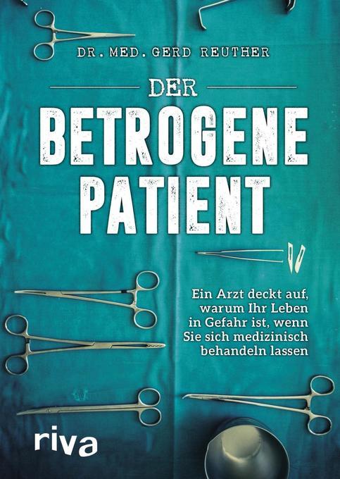 Der betrogene Patient als Buch