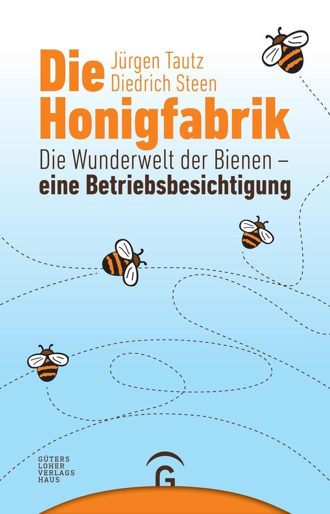 Die Honigfabrik als Buch