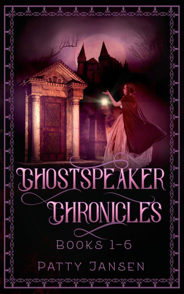 Ghostspeaker Chronicles The Complete Series als eBook