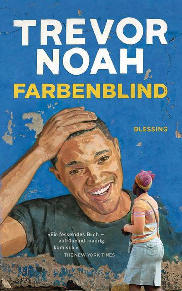 Farbenblind als Buch von Trevor Noah