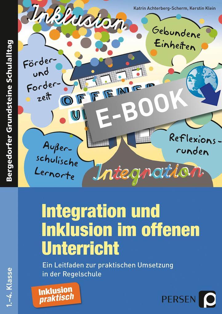 Integration und Inklusion im offenen Unterricht als eBook