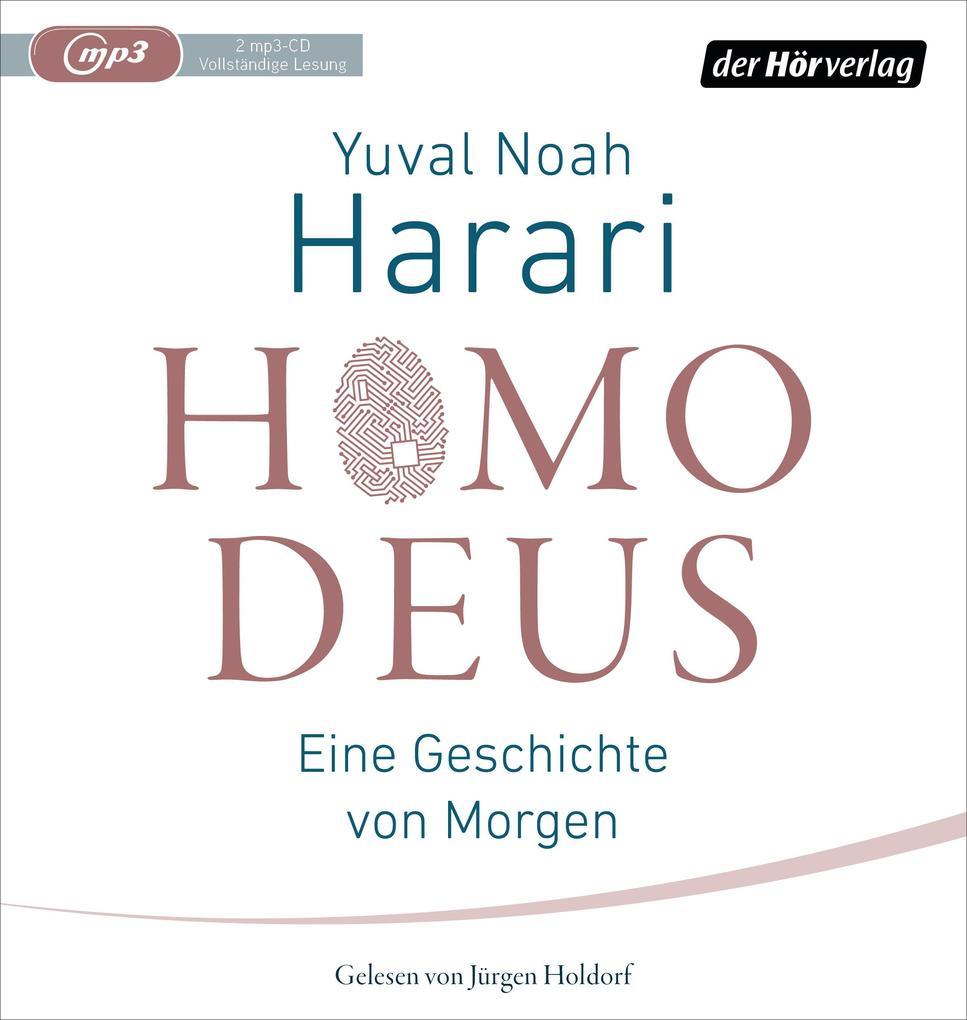 Homo Deus als Hörbuch