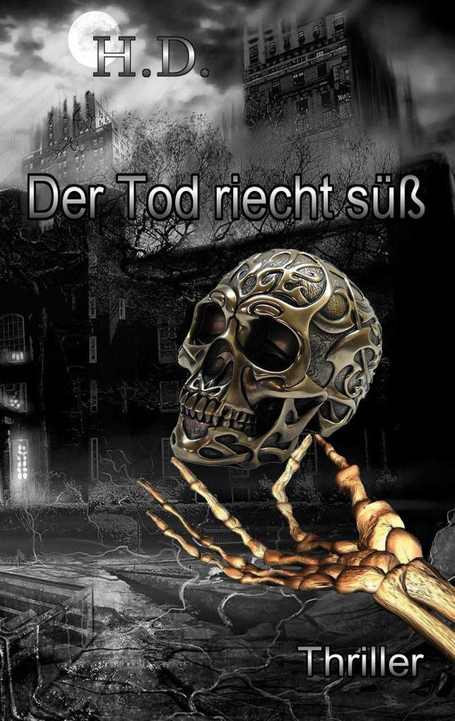 Der Tod riecht süß als Buch