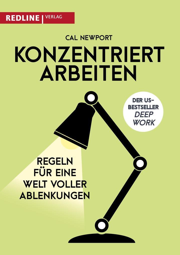 Konzentriert arbeiten als Buch