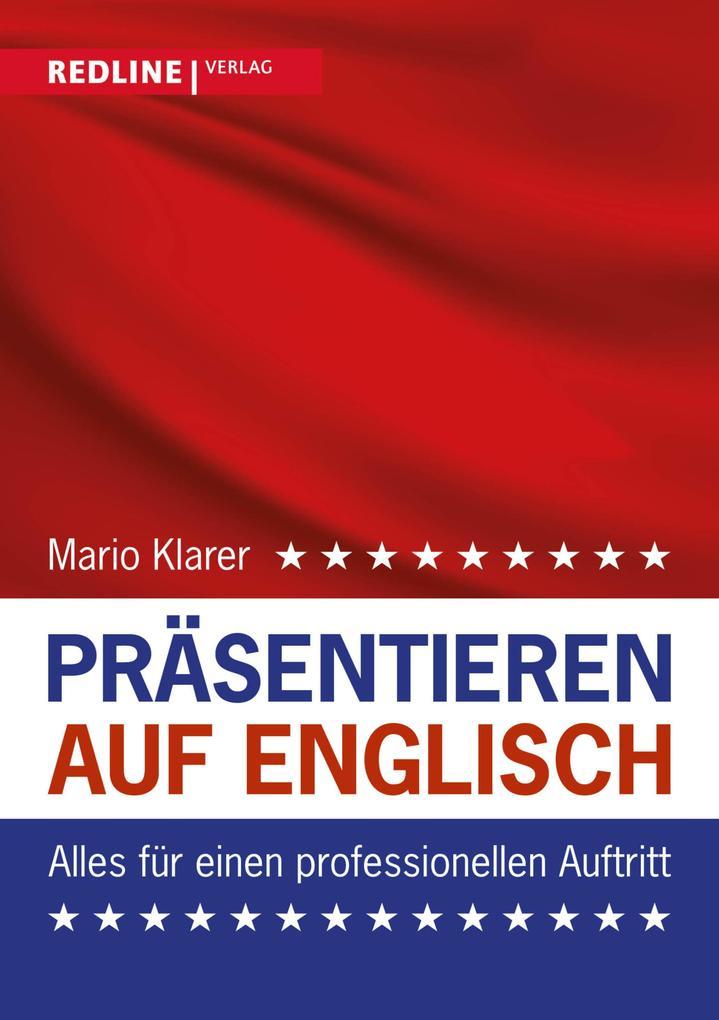 Präsentieren auf Englisch als eBook epub