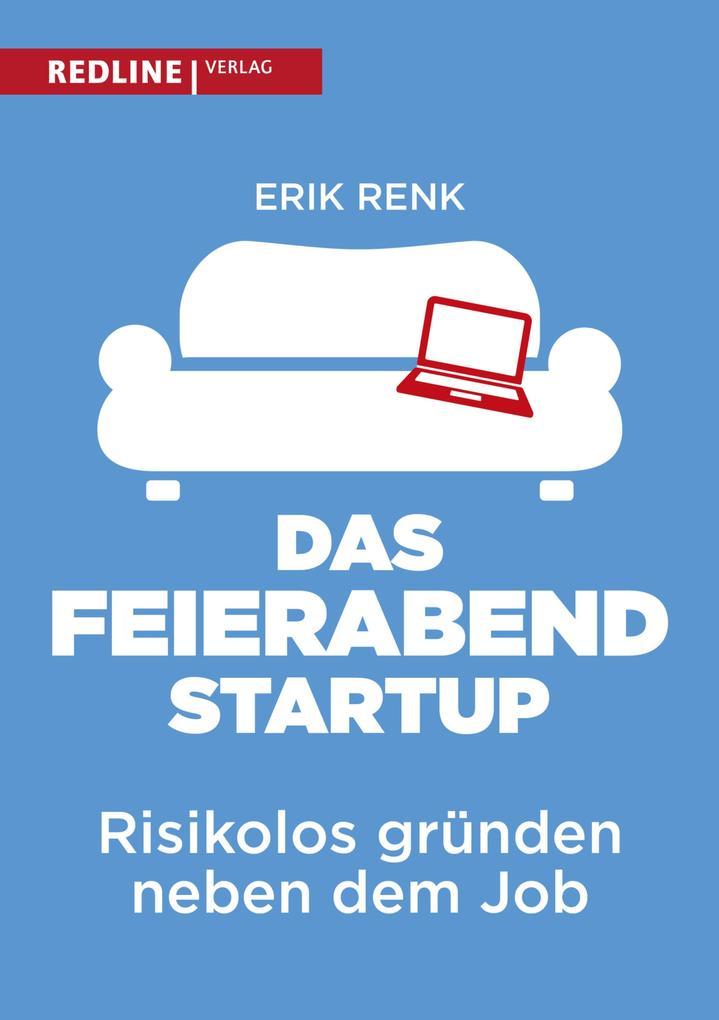 Das Feierabend-Startup als eBook