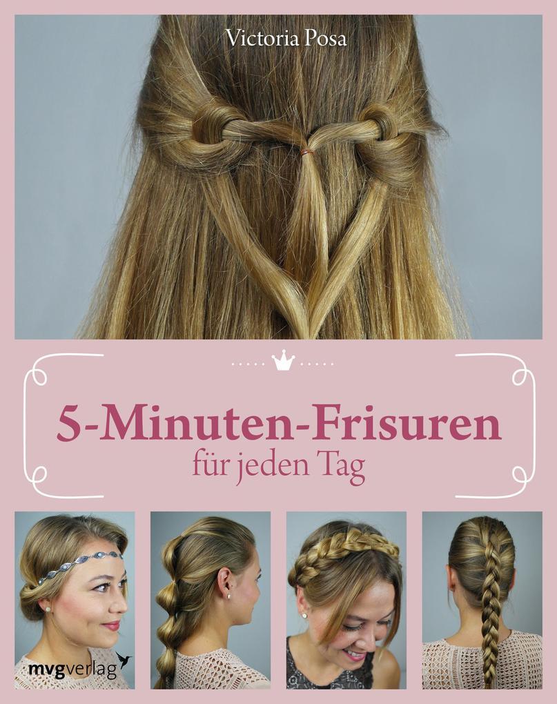 5-Minuten-Frisuren für jeden Tag als Buch