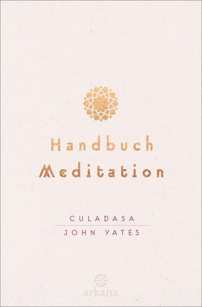 Handbuch Meditation als Buch