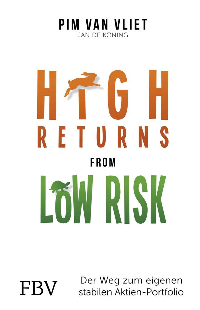 High Returns from Low Risk als Buch