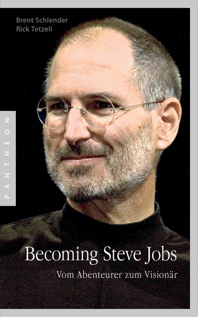 Becoming Steve Jobs als Buch