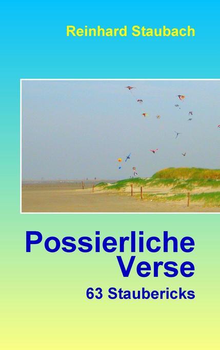 Possierliche Verse als Buch