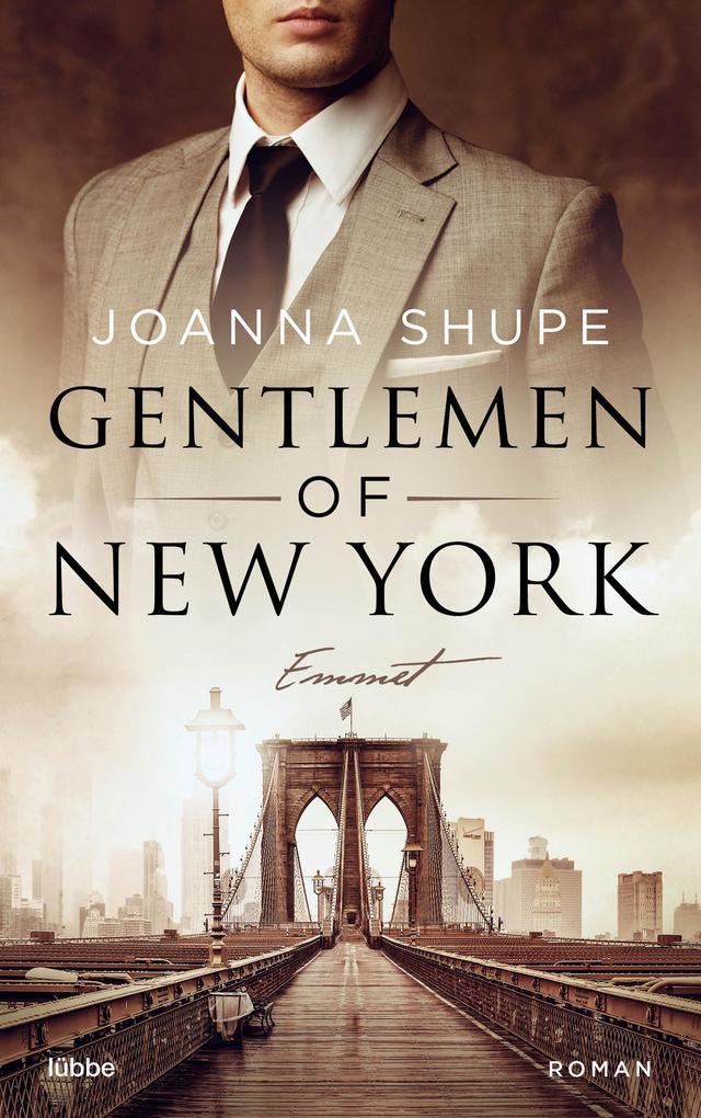 Gentlemen of New York - Hart wie Stahl als eBook