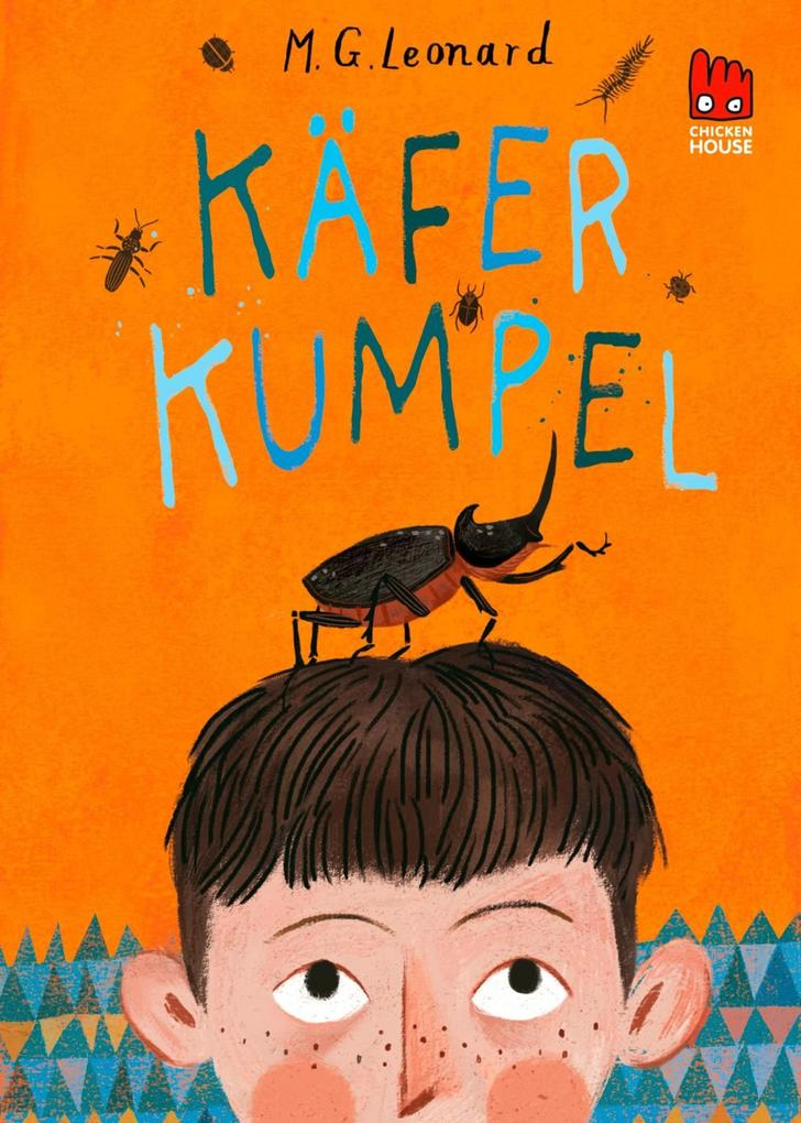 Käferkumpel (Die Käfer-Saga 1) als eBook