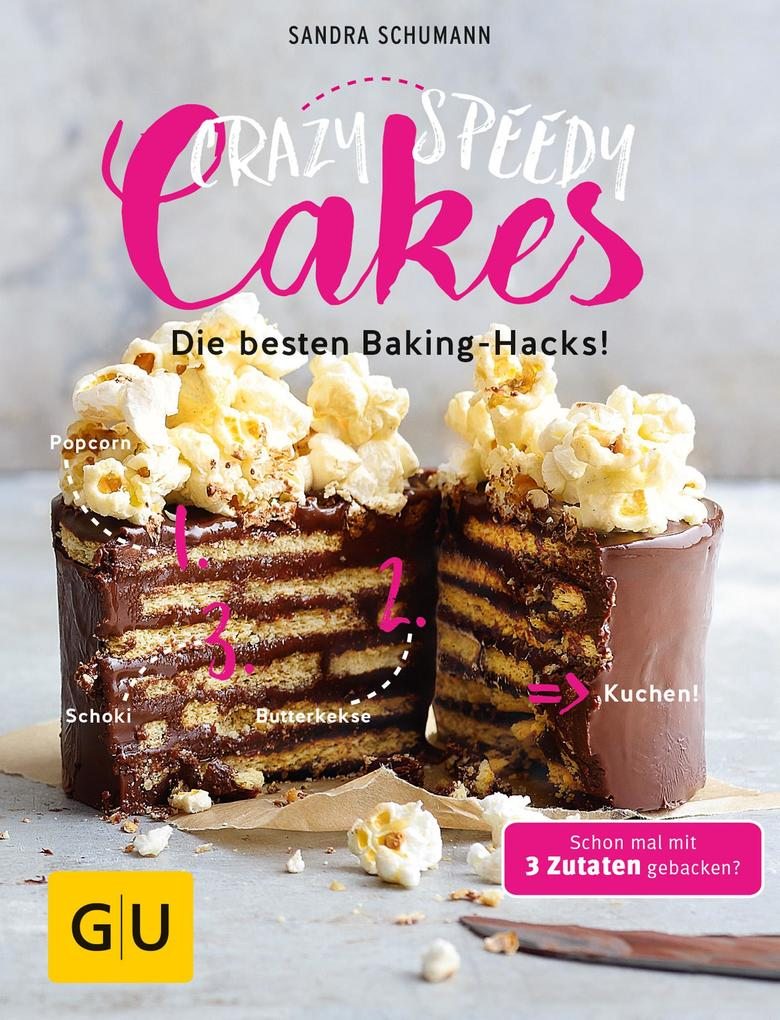 Crazy Speedy Cakes als eBook
