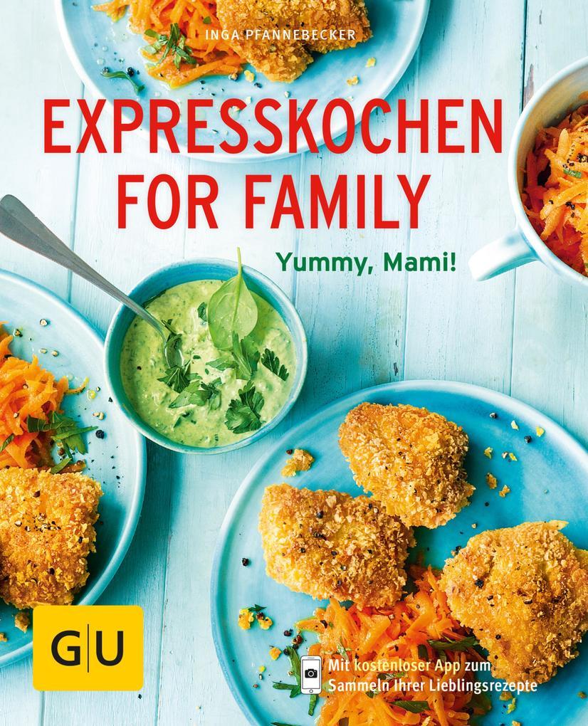 Expresskochen for Family als eBook