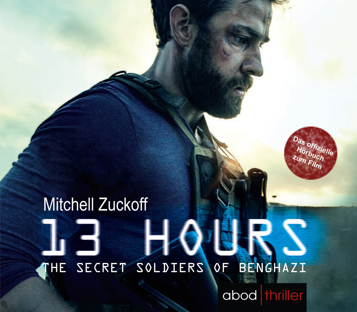 13 Hours als Hörbuch