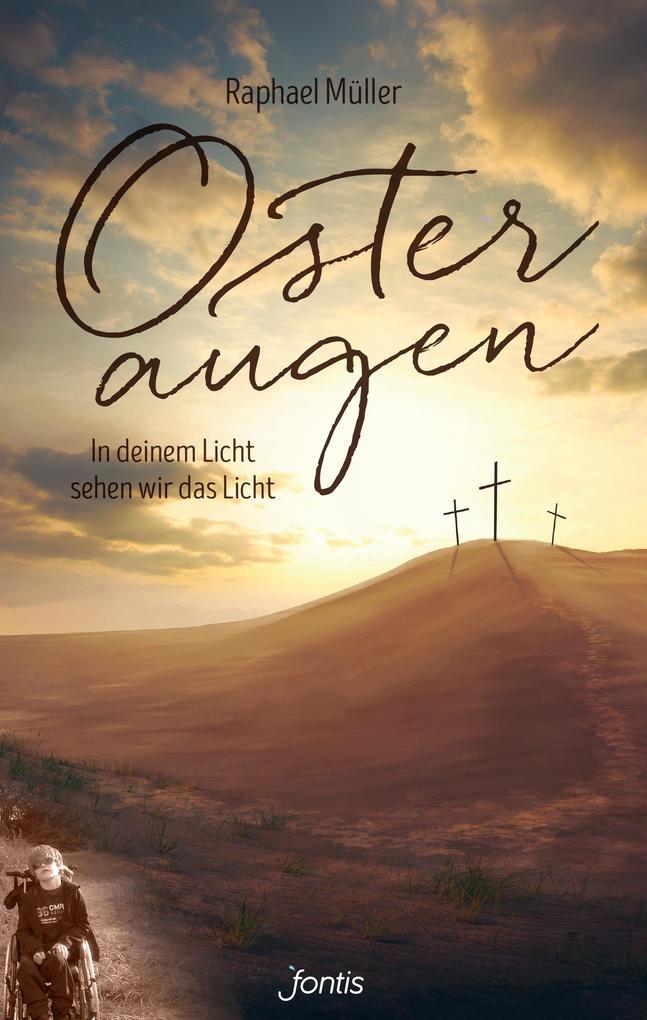 Osteraugen als Buch