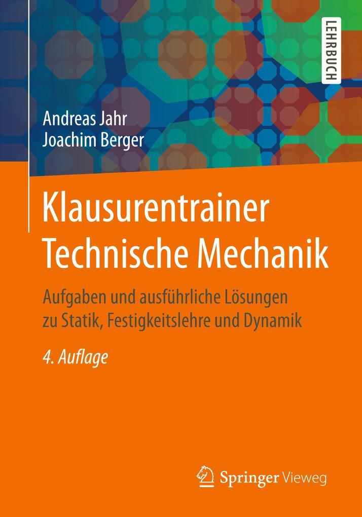 Klausurentrainer Technische Mechanik als Buch