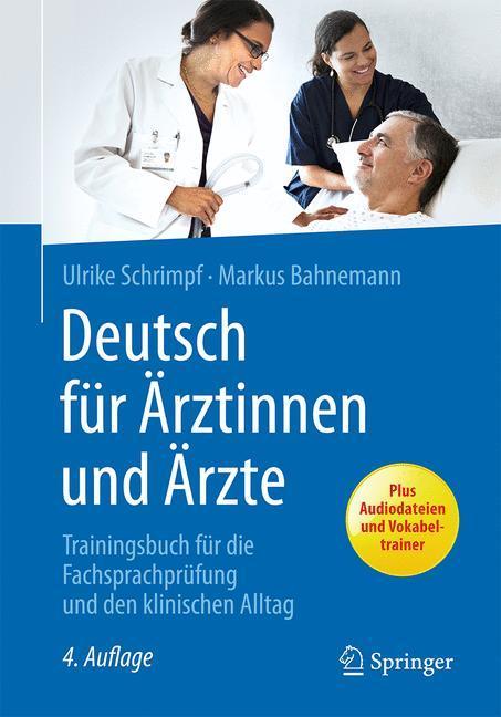 Deutsch für Ärztinnen und Ärzte als Buch