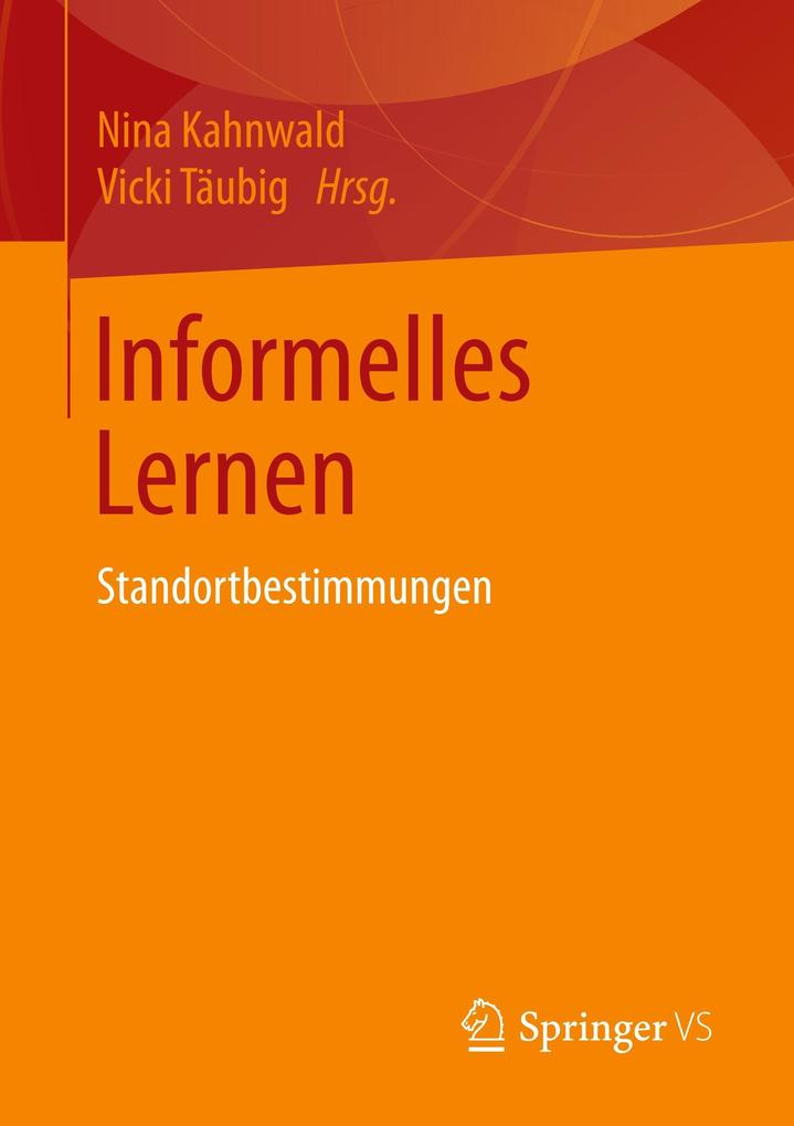 Informelles Lernen als Buch
