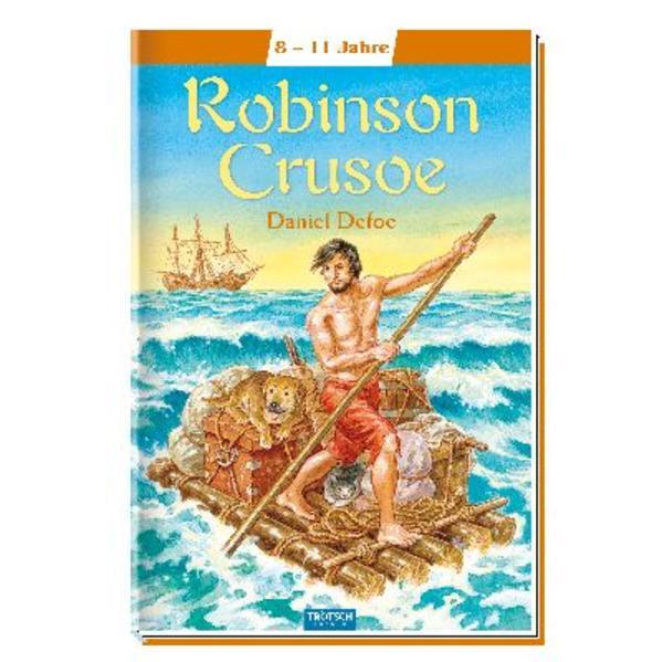Robinson Crusoe als Buch