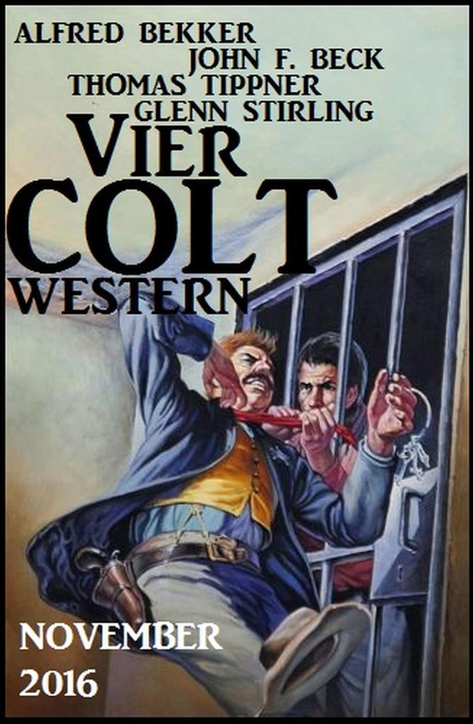 Vier Colt Western November 2016 als eBook