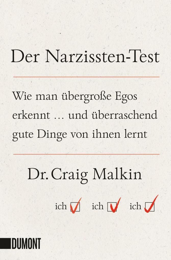 Der Narzissten-Test als Taschenbuch von Craig M...