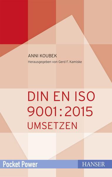 DIN EN ISO 9001:2015 umsetzen als Buch von Anni...