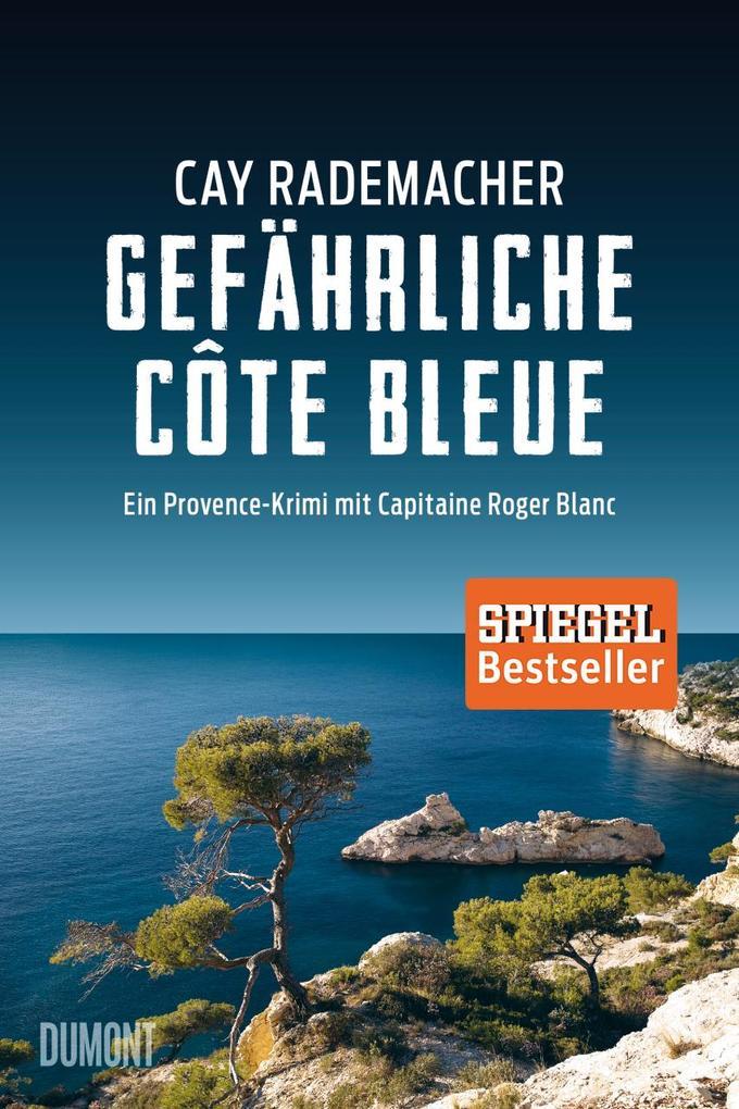 Gefährliche Côte Bleue als Buch