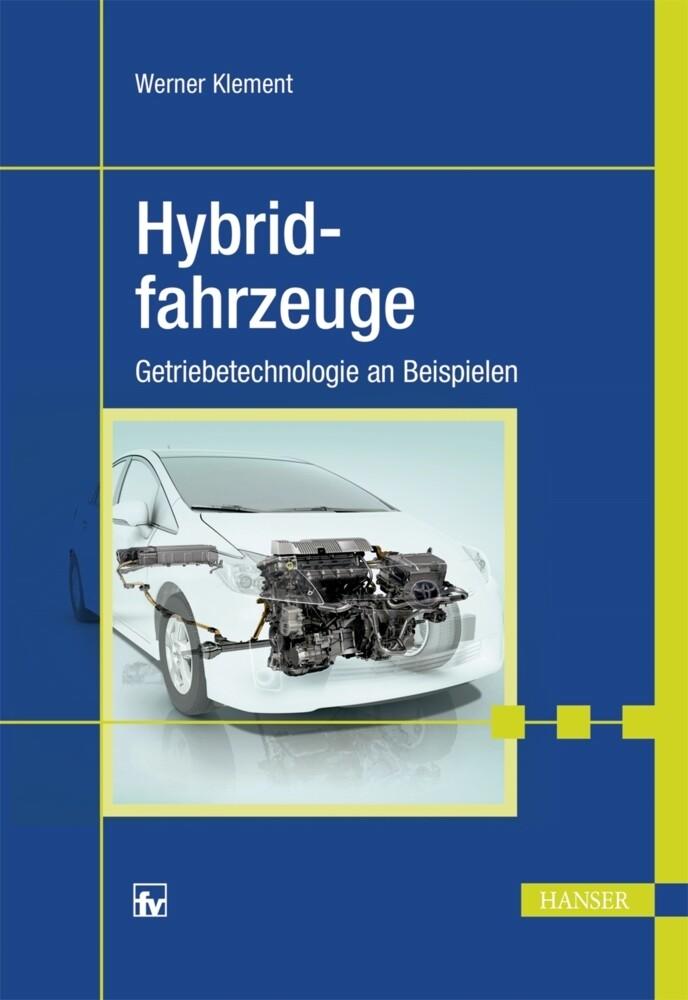 Hybridfahrzeuge als Buch (gebunden)
