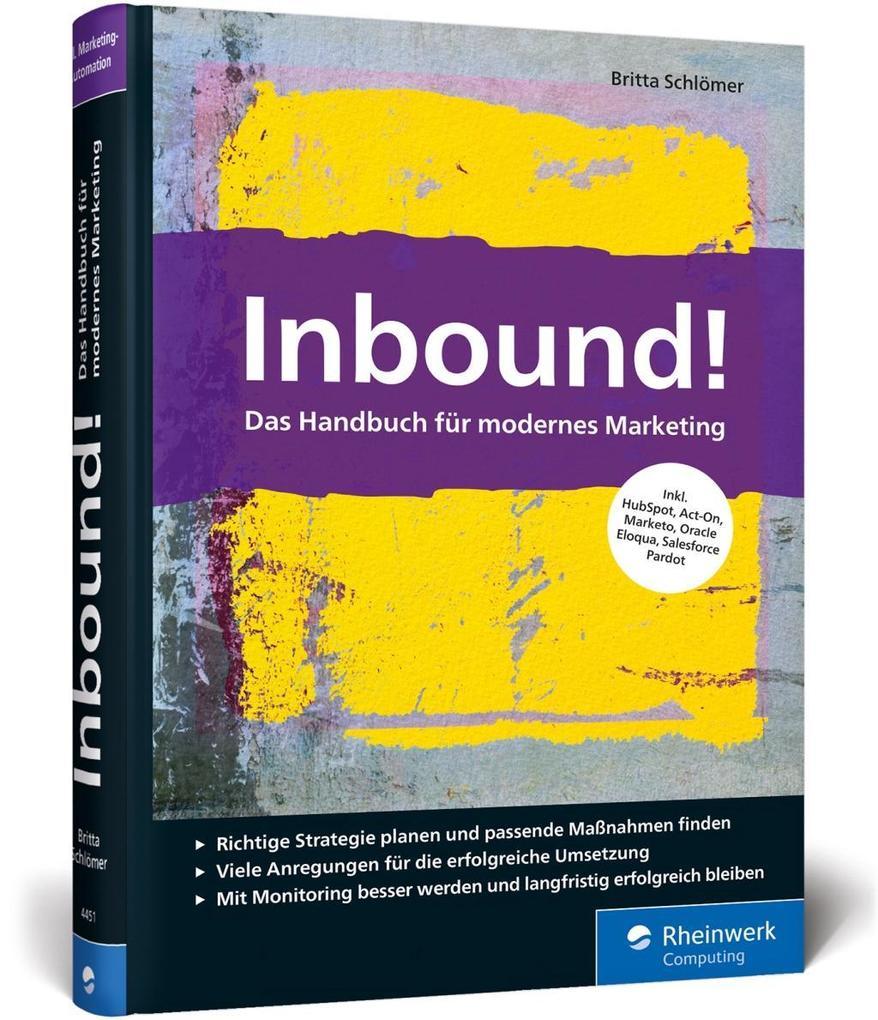 Inbound! als Buch