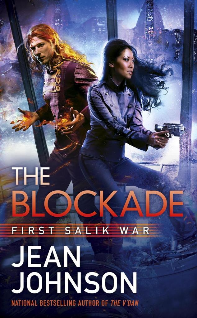 The Blockade als eBook von Jean Johnson