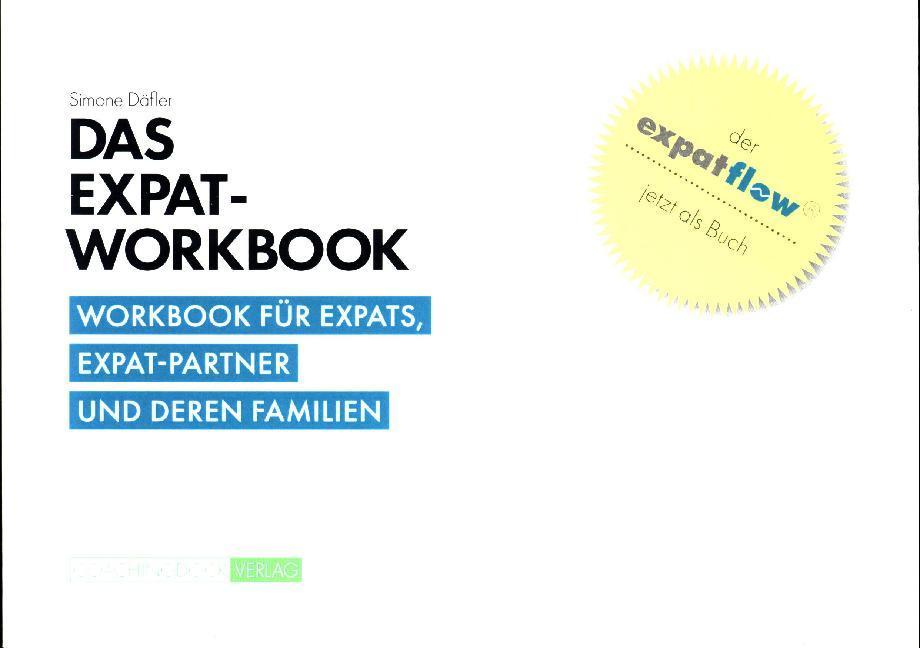 Das Expat-Workbook als Buch