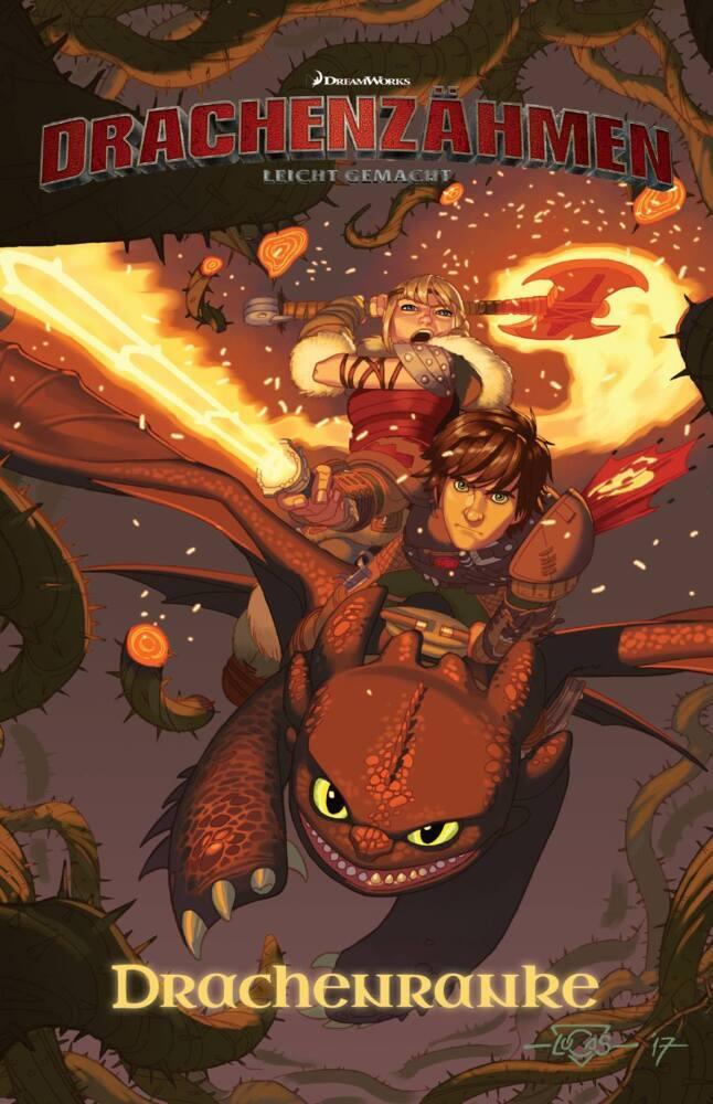 Drachenzähmen leicht gemacht - Kids-Comic 02 als Taschenbuch