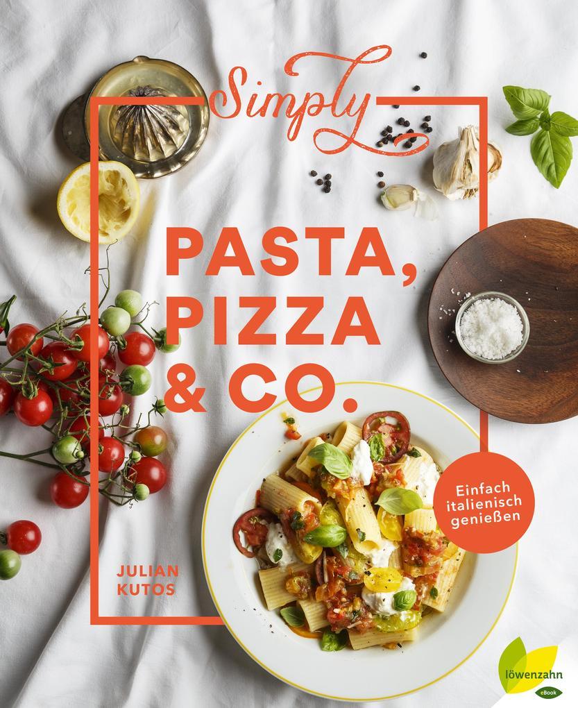 Simply Pasta, Pizza & Co. als eBook