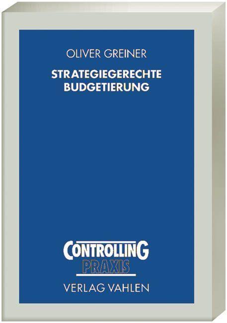 Strategiegerechte Budgetierung als Buch