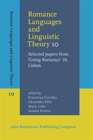Romance Languages and Linguistic Theory 10